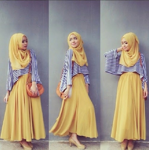 90+ Trend Model Baju Muslim Lebaran Terbaru 2019