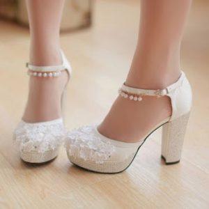 احذية زفاف رائعه تركية 2016
