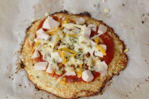 بيتزا القرنبيط بالصور والمكونات والمقادير