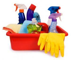 ادوات تنظيف المنزل