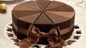 تورتة الشوكولاته اللذيذة من مطبخ فتكات بالصور 2016