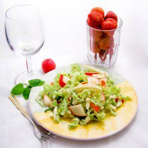 اطعمة تساعدك ف تناول الغذاء