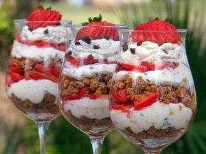 طريقة عمل حلويات رمضانية باردة بالصور 1436