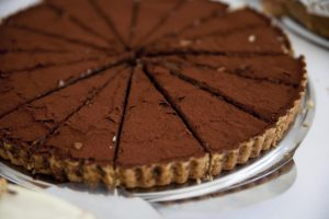 Chocolate Tarte من مطبخ فتكات 2016