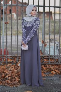 Ultra-modern hijab fashion from UK