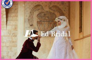 فساتين زفاف محجبات من الدانتيل رومانسية في التصميم والاداء لعام 2016