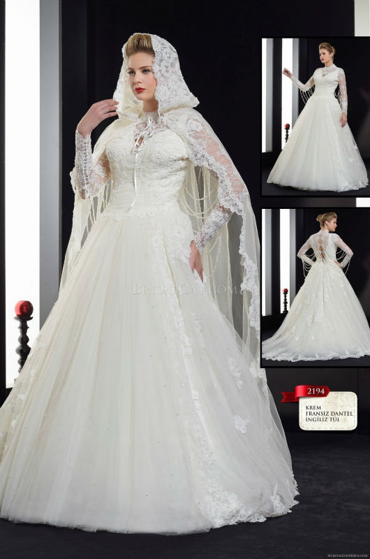 b947ad76cb9bb مجموعة من اجمل موديلات فساتين زفاف لبنانية سنة 2016