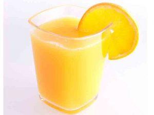 شوب عصير الوان البرتقال لصنع كب كيك البرتقال
