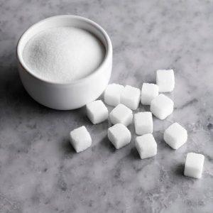 كوب صغير من السكر
