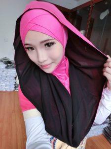 اجمل لفات حجاب تركية سنة 2015 للعيد للفتيات