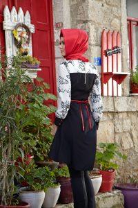 ملابس محجبات تركية صيفية 2016