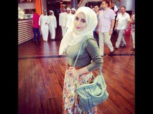اجمل موديلات ملابس محجبات للصيف والخريف من دبي لعام 2016