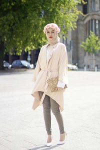 hijab and fashion- ازياء محجبات كاجوال بالصور 2016