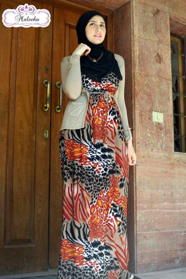 Modern Egyptian Women Fashion