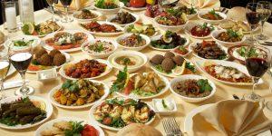 موائد رمضانية لبنانية  بالصور 2015