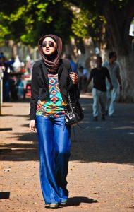 ملابس محجبات كاجوال 2016
