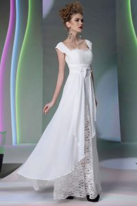 Robe de Soirée 2016 Blanche 2014