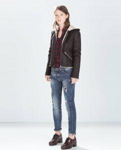 ملابس جينز لبنات الجامعه من زارا لعام 2016