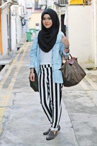 ملابس محجبات صيفية للعيد 2016