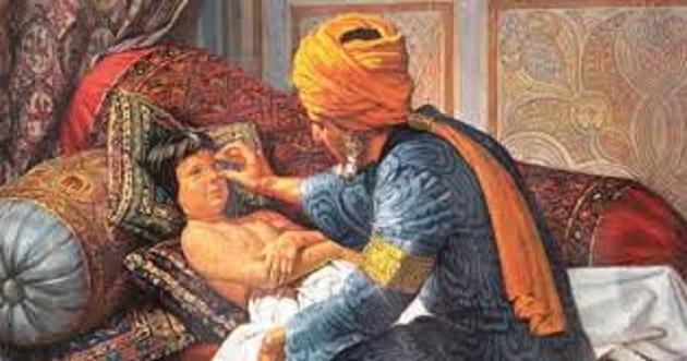 إنجازات علماء المسلمين في الطب