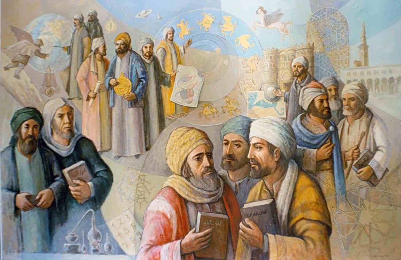 علماء إيران القدماء