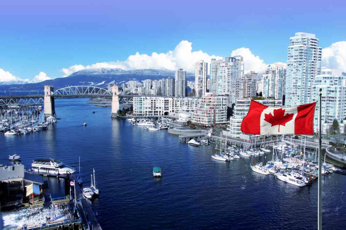 مدن كندا