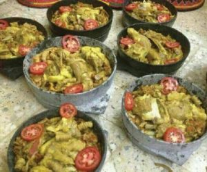 أكلات شعبية سعودية جنوبية