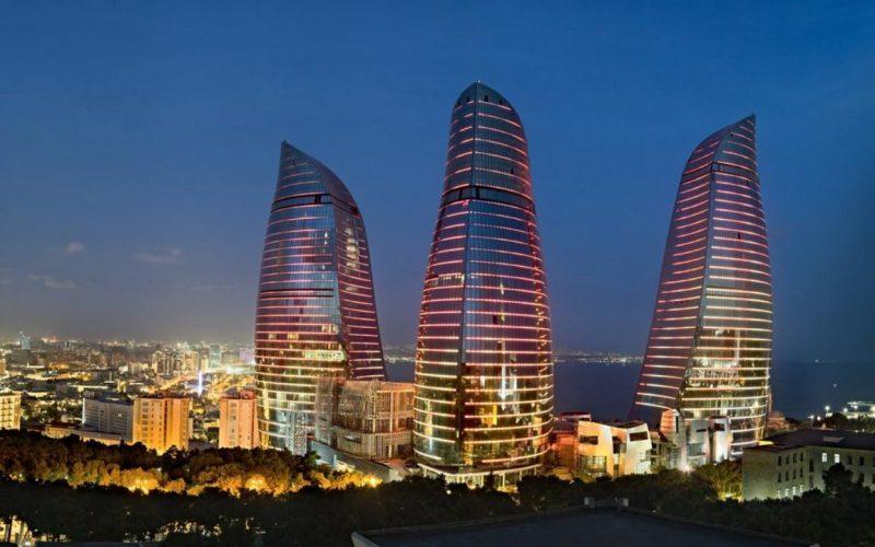 المواصلات فى اذربيجان