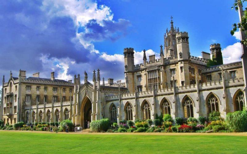 أفضل جامعات بريطانيا