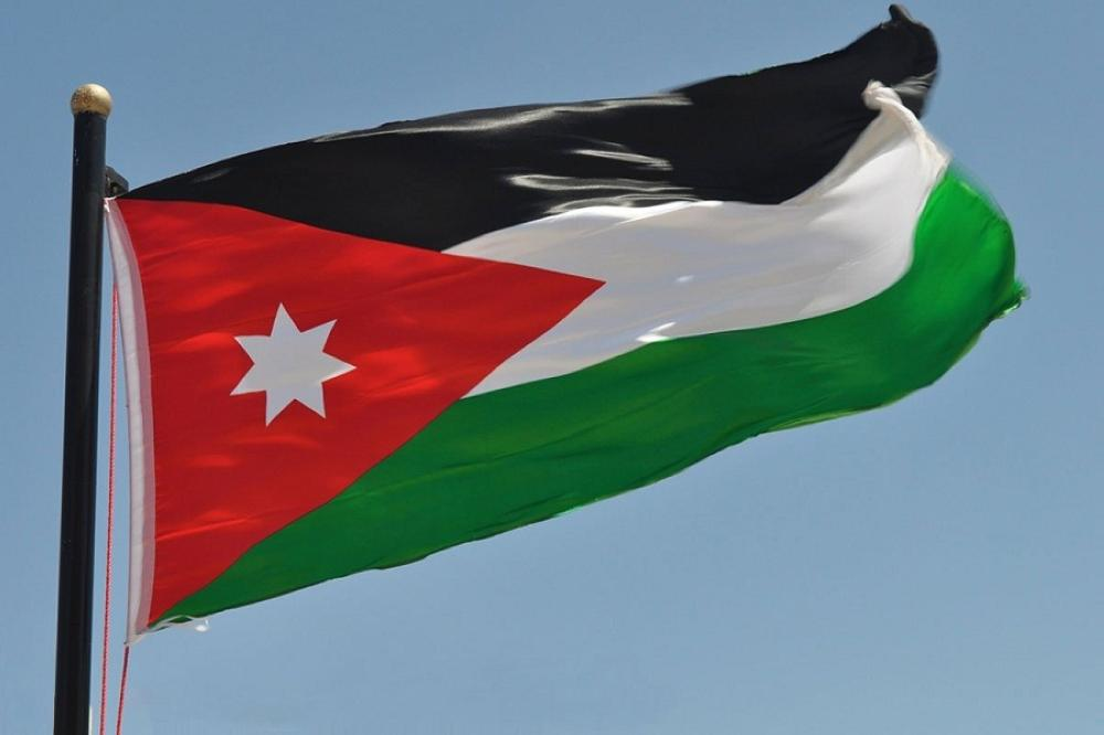 معانى ألوان العلم الأردني