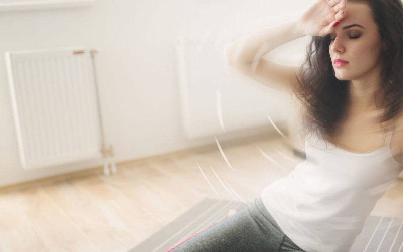 اسباب الدوخة عند النساء