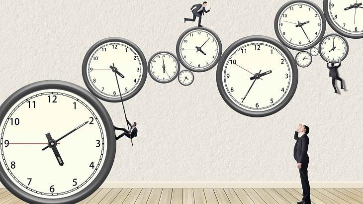 طريقة لتنظيم الوقت للشخص الإداري