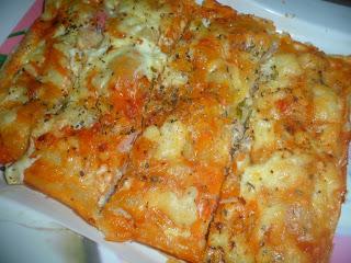 بيتزا الجلاش سالي فؤاد