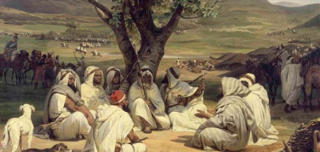 أصل العرب قحطان