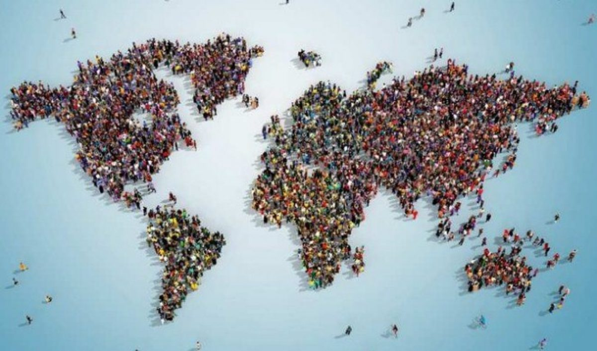 ترتيب عدد سكان العالم 2020