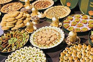 صناعة الحلويات في سوريا