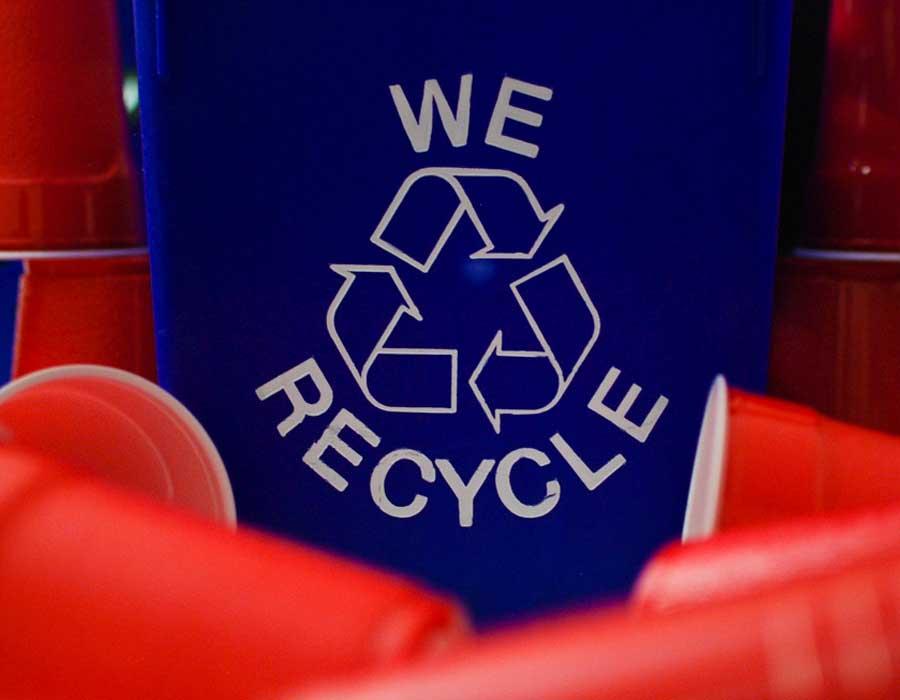 خطوات عمل مشروع إعادة تدوير المخلفات