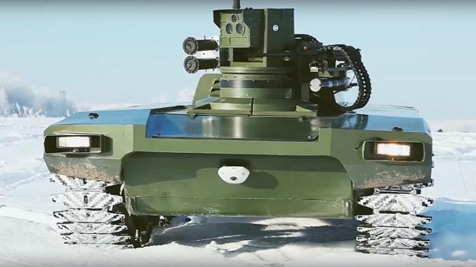 الروبوت العسكري ودوره البارز في الحروب المعاصرة