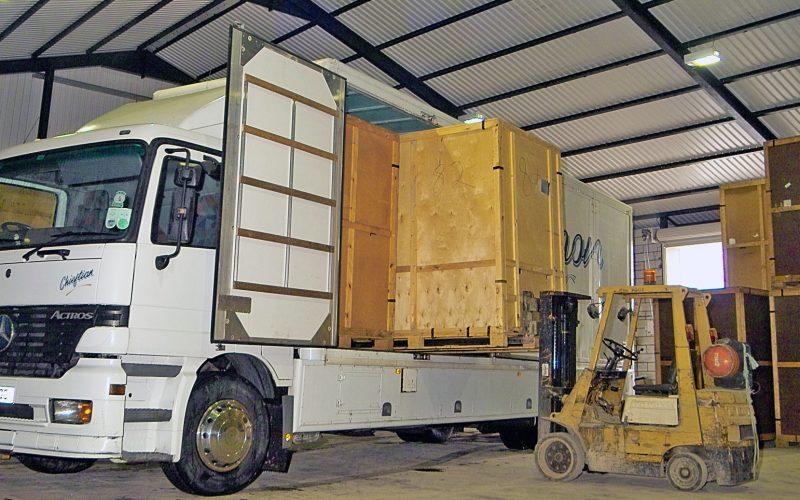 شركة تخزين ونقل الأثاث بالرياض