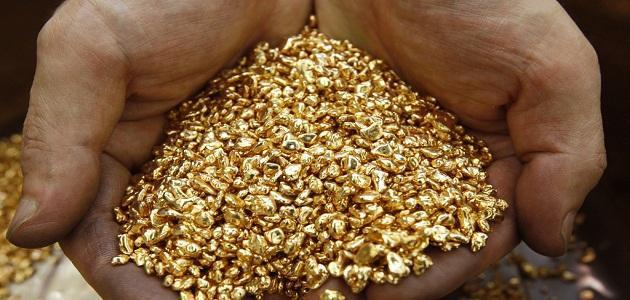 كيفية استخراج الذهب من الرمل