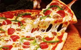 طريقة عمل البيتزا باللحمة المفرومة بالصور و الخطوات