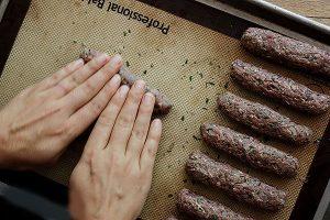 طريقة عمل كفتة اللحم فتكات عرب