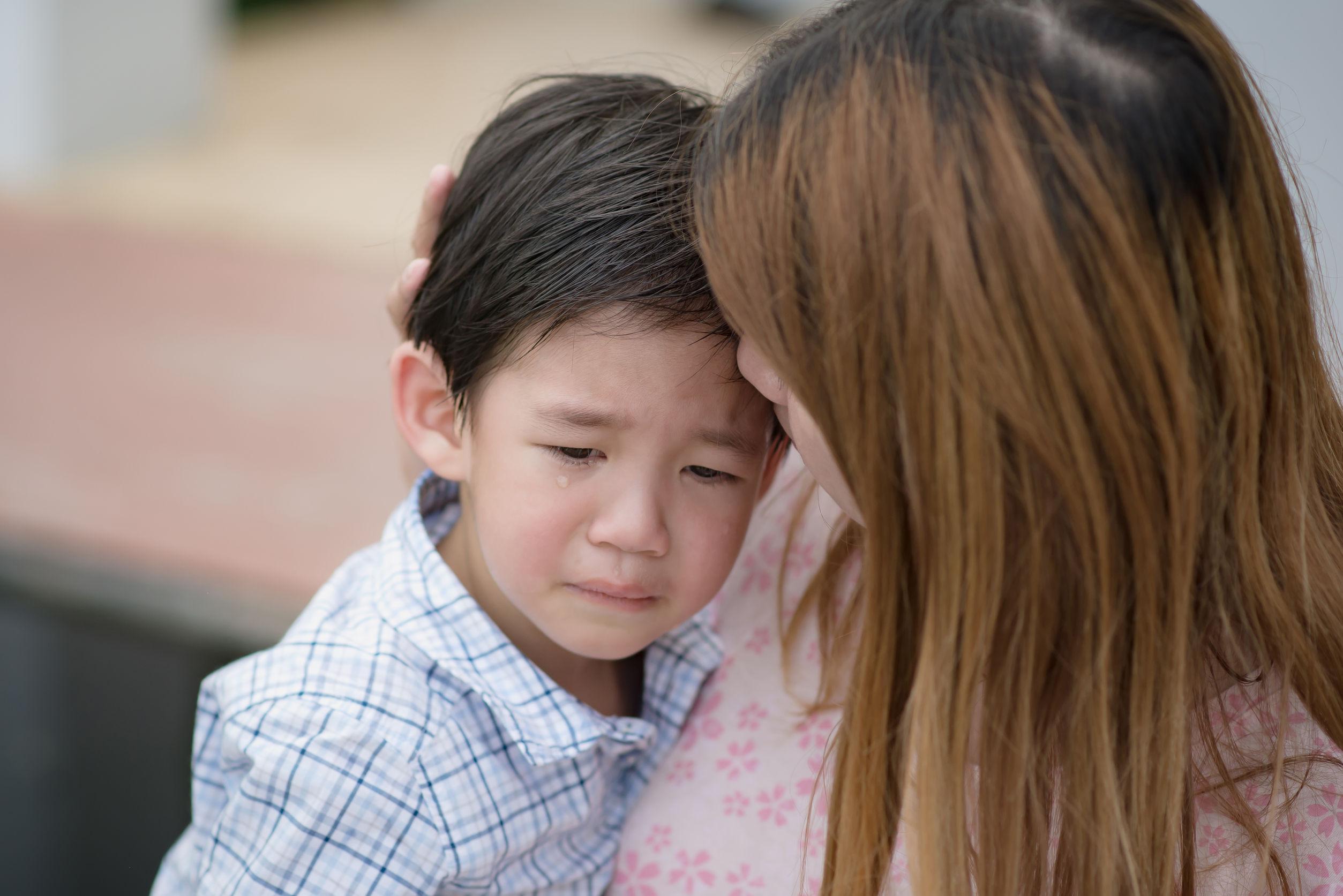الرهاب الاجتماعي عند الأطفال