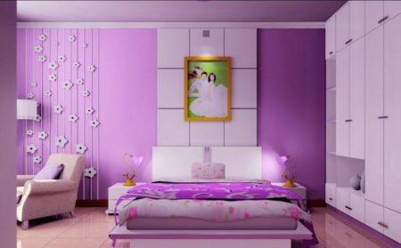 غرف-نوم-بنفسجي-2-450x279