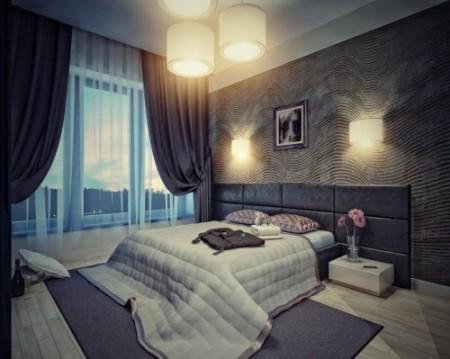 غرف-نوم-كلاسيكية-450x359