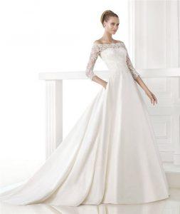 6cd267512 فساتين زفاف فرنسية منتدي فتكات عرب5
