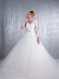 فساتين زفاف فرنسية منتدي فتكات عرب6