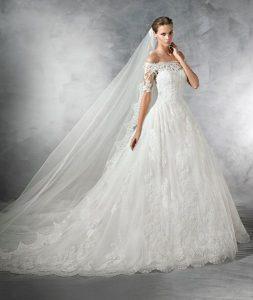 فساتين زفاف فرنسية منتدي فتكات عرب7
