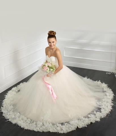 فساتين زفاف ستايلات صيفية جديدة 2017