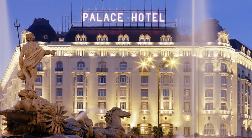 أفضل فنادق مدريد